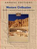 Western Civilization Vol. 1 : The Earliest Civilizations Through the Reformation, Lembright, Robert L., 0073516333
