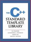 The C++ Standard Template Library, Plauger, P. J. and Lee, Meng, 0134376331