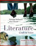 Literature : Craft & Voice (Fiction, Poetry, Drama), Delbanco, Nicholas and Cheuse, Alan, 0077326334