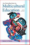 An Introduction to Multicultural Education, Banks, James A., 0132696339
