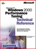 Microsoft Windows 2000 Performance Tuning Technical Reference, Frisk, Douglas and Mueller, John Paul, 0735606331