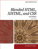 Blended HTML, XHTML, and CSS, Bojack, Henry, 0538746335