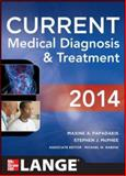 CURRENT Medical Diagnosis and Treatment 2014, Papadakis, Maxine and McPhee, Stephen J., 0071806334