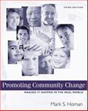 Promoting Community Change 9780534606336