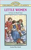Little Women, Louisa May Alcott, 0486296342
