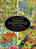 Tiffany Stained Glass Giftwrap Paper, Louis Comfort Tiffany, 0486266346