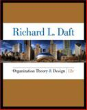 Organization Theory and Design 12th Edition