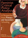 Feminist Critical Policy Analysis, , 0750706341