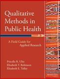 Qualitative Methods in Public Health : A Field Guide for Applied Research, Ulin, Priscilla R. and Robinson, Elizabeth T., 0787976342