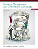 Strategic Management and Competitive Advantage : Concepts, Barney, Jay and Hesterly, William S., 0132546345