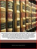 Aristotelis de Animalibus Historiae, Libri X, Aristotle and Giulio Cesare Scaligero, 1142406342