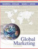 NEW MyMarketingLab with Pearson EText -- Access Card -- for Global Marketing, Keegan, Warren J. and Green, Mark, 0133576353