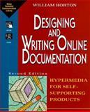 Designing and Writing Online Documentation, William K. Horton, 0471306355