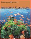 Applied Calculus, Berresford, Geoffrey C. and Rockett, Andrew M., 0618606351