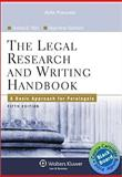 Blackboard Bundle : Legal Research and Writing Handbook, Yelin, 0735586357