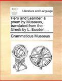 Hero and Leander, Grammaticus Musaeus, 1140916351