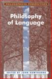 Philosophy of Language, , 1405196351