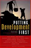 Putting Development First : The Importance of Policy Space in the WTO and IFIs, , 1842776355