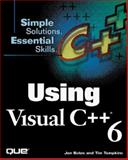 Using Visual C++, Hamilton, David, 0789716356