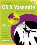 OS X Yosemite in Easy Steps, Nick Vandome, 1840786353
