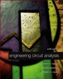 Engineering Circuit Analysis, Hayt, William H. and Kemmerly, Jack, 0072456353