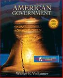 American Government Election Update, Volkomer, Walter, 0131856359