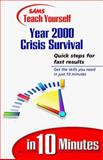 Teach Yourself Year 2000 Crisis Survival in 10 Minutes, Ed Paulson, 0672316358