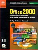 Microsoft Office 2000 Introductory Concepts and Techniques, Shelly, Gary B., 0789546353