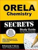 ORELA Chemistry Secrets Study Guide 9781614036357