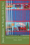 Bargello Quilt de Tren, Joyce Zborower M.A., 1492336351