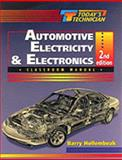 Today's Technician : Auto Electricity and Electronics, Hollembeak, Barry and Erjavec, Jack, 0827376359