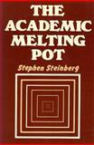 The Academic Melting Pot 9780878556359