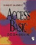 Access Basic Cookbook, St. Valentine, Chris, 0201626365