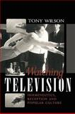 Watching Television : Hermeneutics, Reception and Popular Culture, Wilson, Tony, 0745616364