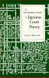 An Introduction to Japanese Court Poetry, Miner, Earl, 0804706360
