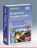 2007 Import Diagnostic Trouble Code Manual (1994-2007), Autodata, 1893026361