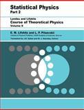 Statistical Physics, Landau, L. D. and Lifshitz, E. M., 0750626364