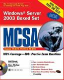 MCSA Windows Server 2003 Boxed Set (Exams 70-290, 70-291, And 70-270), Desai, Anil F. and McCaw, Rory, 0072226366