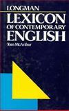 Longman Lexicon of Contemporary English, McArthur, Thomas G., 0582556368