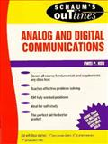 Schaum's Outline of Analog and Digital Communication, Hsu, Hwei, 0070306362