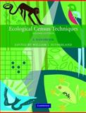 Ecological Census Techniques : A Handbook, , 0521606365