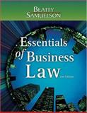 Essentials of Business Law, Beatty, Jeffrey F. and Samuelson, Susan S., 0324206364