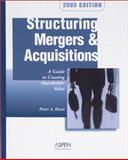 Structuring Mergers and Acquisitions : A Guide to Creating Shareholder Value, Hunt, Peter, 0735536368