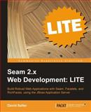 Seam 2 Web Development Lite, David Salter, 1849516367