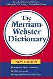 The Merriam-Webster Dictionary, Merriam-Webster, Inc. Staff, 087779636X