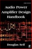Audio Power Amplifier Design Handbook, Self, Douglas, 0750656360