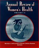 Annual Review of Women's Health, McElmurry, Beverly J., 0887376363