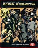 Sociology : An Introduction, Doob, Christopher Bates, 015503636X