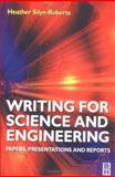 Writing for Science and Engineering 9780750646369