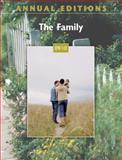 Annual Editions : The Family 09/10, Gilbert, Kathleen R., 0073516376